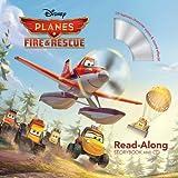 Disney Planes: Fire & Rescue [With Paperback Book] by David Jeremiah (Narrator), Teri Hatcher (Narrator), Hal Holbrook (Narrator) (Audiobook, 3 Jun 2014) Paperback