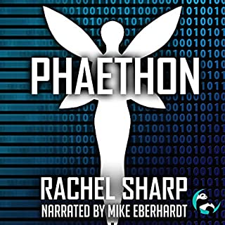 Phaethon audiobook cover art
