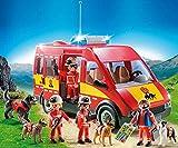 PLAYMOBIL 9125 Perros de rescate - Set exclusivo