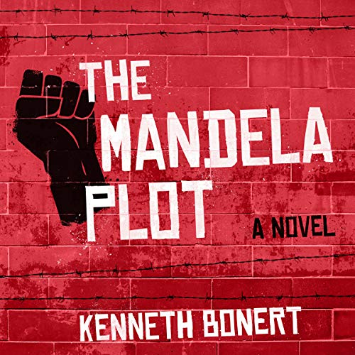 The Mandela Plot audiobook cover art