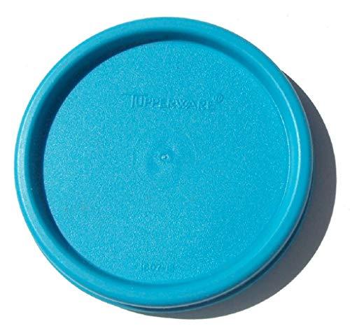 Tupperware Replacement Seal for Round Modular Mates Container Aqua Blue