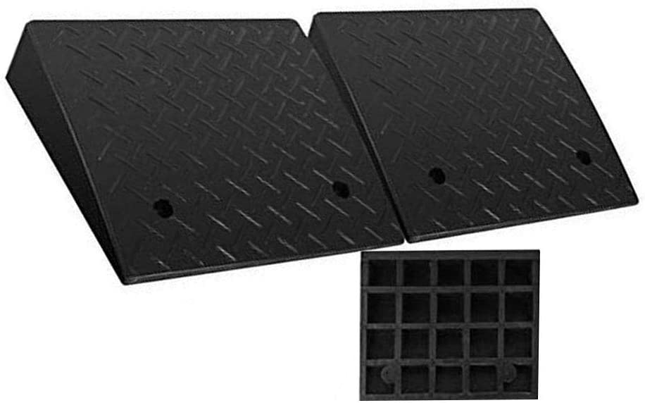 Max 48% OFF BYPING Rubber Kerb Ramps Ramp Threshold Multifunction Wheelchair Max 59% OFF