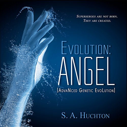 Evolution: ANGEL audiobook cover art
