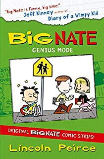 Peirce, L: Big Nate Compilation 3: Genius Mode