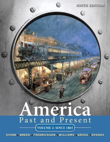 America Past and Present: Since 1865: 2