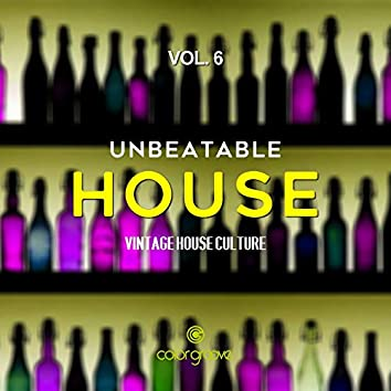Unbeatable House, Vol. 6 (Vintage House Culture)