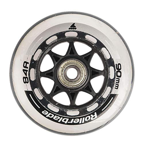 Rollerblade Unisex– Erwachsene 90/84A Pack+SG9+8MMSP (8PCS) Wheels, neutral, UNICA