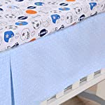 Wowelife-Crib-Bedding-Sets-for-Boys-3-Piece-Sports-Nursery-Bedding