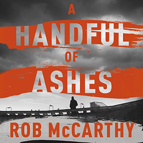 A Handful of Ashes audiobook cover art