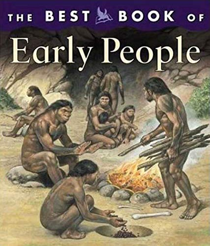 My Best Book of Early People (The Best Book of)