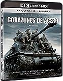 Corazones De Acero (4K UHD + BD) [Blu-ray]