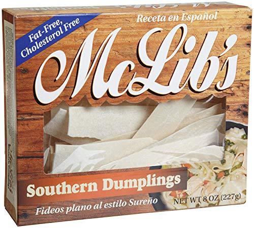 McLibs Southern Dumplings, 8-ounce Box (Pack of 5)