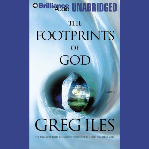 The Footprints of God  audiobook cover art