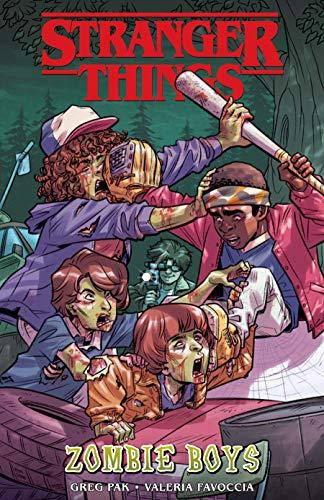 Stranger Things Comics: Zombie Boys