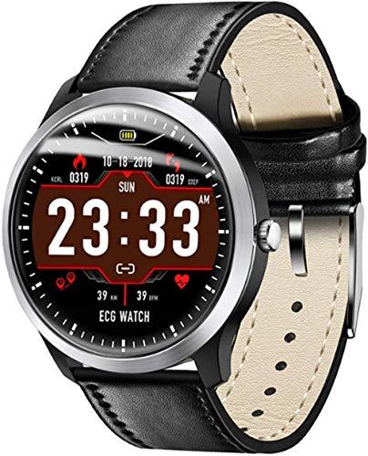 Pulsera inteligente para hombre Deporte Salud Banda Fitness Actividad Tracker Android IP68 Impermeable Deportes Podómetro Reloj Inteligente
