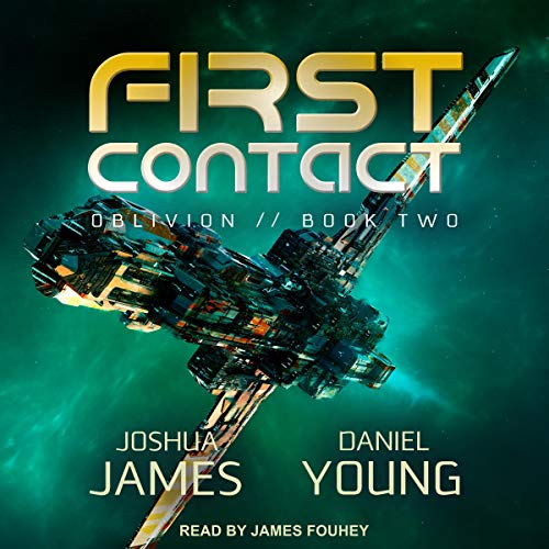 First Contact  By  cover art