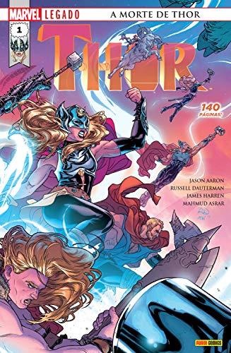 A morte de Thor - volume 1