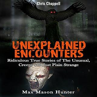 Unexplained Encounters cover art