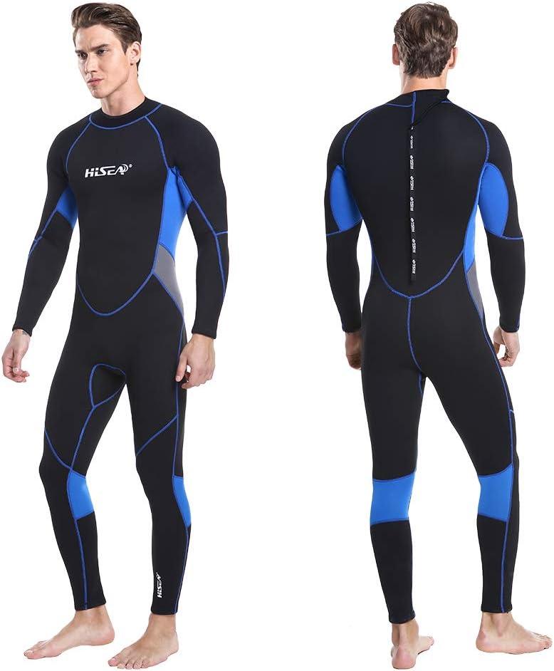 Scubadonkey Wetsuit Men 3 5MM Neoprene Directly managed store Bargain sale Snorkeling S Diving Scuba