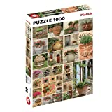 Piatnik 545542–Macetas Puzzle 1000Piezas