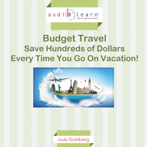 Budget Travel audiobook cover art