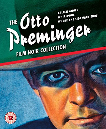 Otto Preminger Film Noir Collection (Limited Edition 3 - disc Blu-ray set) [UK Import]