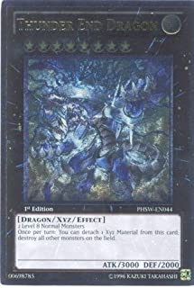 Best thunder end dragon ultimate rare Reviews