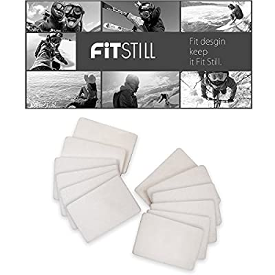 Anti Fog Inserts 24 pcs - Reusable Moisture Absorbing Strips - Humidity Removing Defogger for Underwater Dive Housings | Gopro Hero | SJ4000 SJ5000 | Sony Action Camera by FitStill