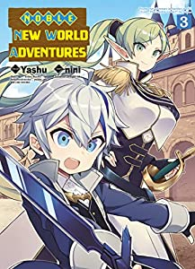 Noble New World Adventures Edition simple Tome 3