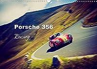 Porsche 356 - Racing (Wandkalender 2022 DIN A3 quer): Porsche 356 Rennfotos (Monatskalender, 14 Seiten )