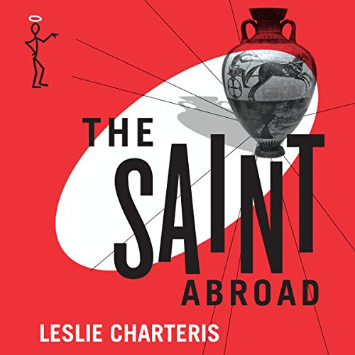 The Saint Abroad cover art