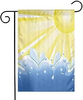 Zmstroy Custom Design Garden Flag, Made of Polyester, 12.5