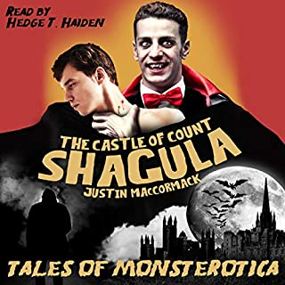 The Castle of Count Shagula audiobook cover art
