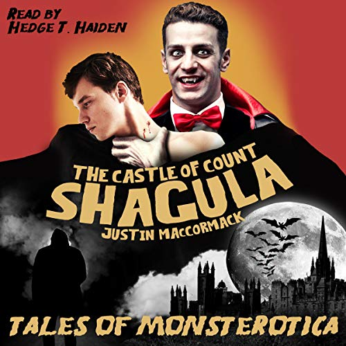 The Castle of Count Shagula cover art