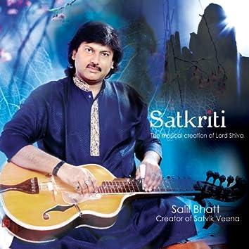 Satkriti - The Musical Creation of Lord Shiva