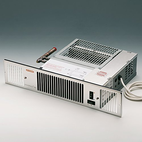 Naber Kickspace KS 600. Sokkelinbouw-compacte verwarming