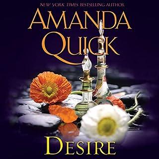 Desire audiobook cover art