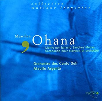 Ohana - Llanto por Ignacio Sanchez Mejias