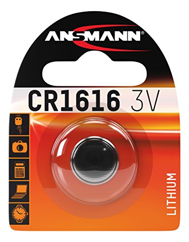 Price comparison product image Ansmann 5020132 Coin Cell CR 1616