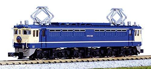 Electric Locomotive Type EF65-1000 (Early Type) (Model Train)