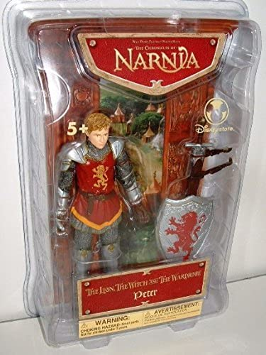 The Chronicles of Narnia The Lion , The Witch and the Wardrobe PETER PEVENSIE by Narnia
