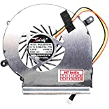 (Versión 3 pins – para GPU/VGA) ventilador/enfriador compatible con MSI GL72 7QF-1006, GL72M 7RDX-1422, GL72 7RD-003, GL72MVR 7RFX-833, GL72 7RD-439, GL72MVR 7RFX-834