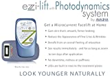 ezzi-lift Photodynamics Device Microcurrent Galvanic Facial Machine with Light Therapy