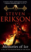 Memories of Ice by Steven Erikson(1905-06-25)