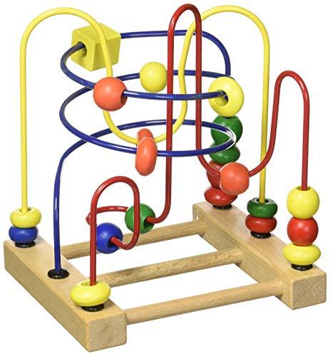 Imagination Generation Developmental Wooden Bead Maze Game