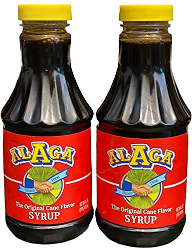 Alaga Original Cane Syrup, 16 oz (Pack of 2)