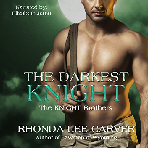 The Darkest Knight audiobook cover art