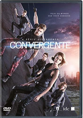 A Série Divergente: Convergente Dvd