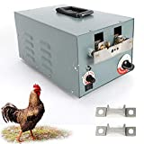 Electric Break Trimming Debeaking Machine Poultry Chicken Chick Debeaker Cutting Machine 110V US