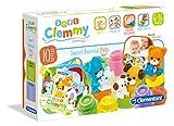 Clementoni- Clemmy-Animaux de Compagnie, 17175, Multicolore